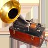 Demonstration of an Edison Phonograph
