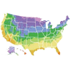 Changing Hardiness Zones Brings Climate Change..