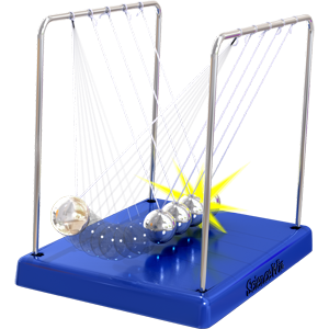 Newton's Cradle and Elastic Collisions