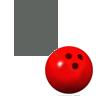 Colliding Bowling Balls