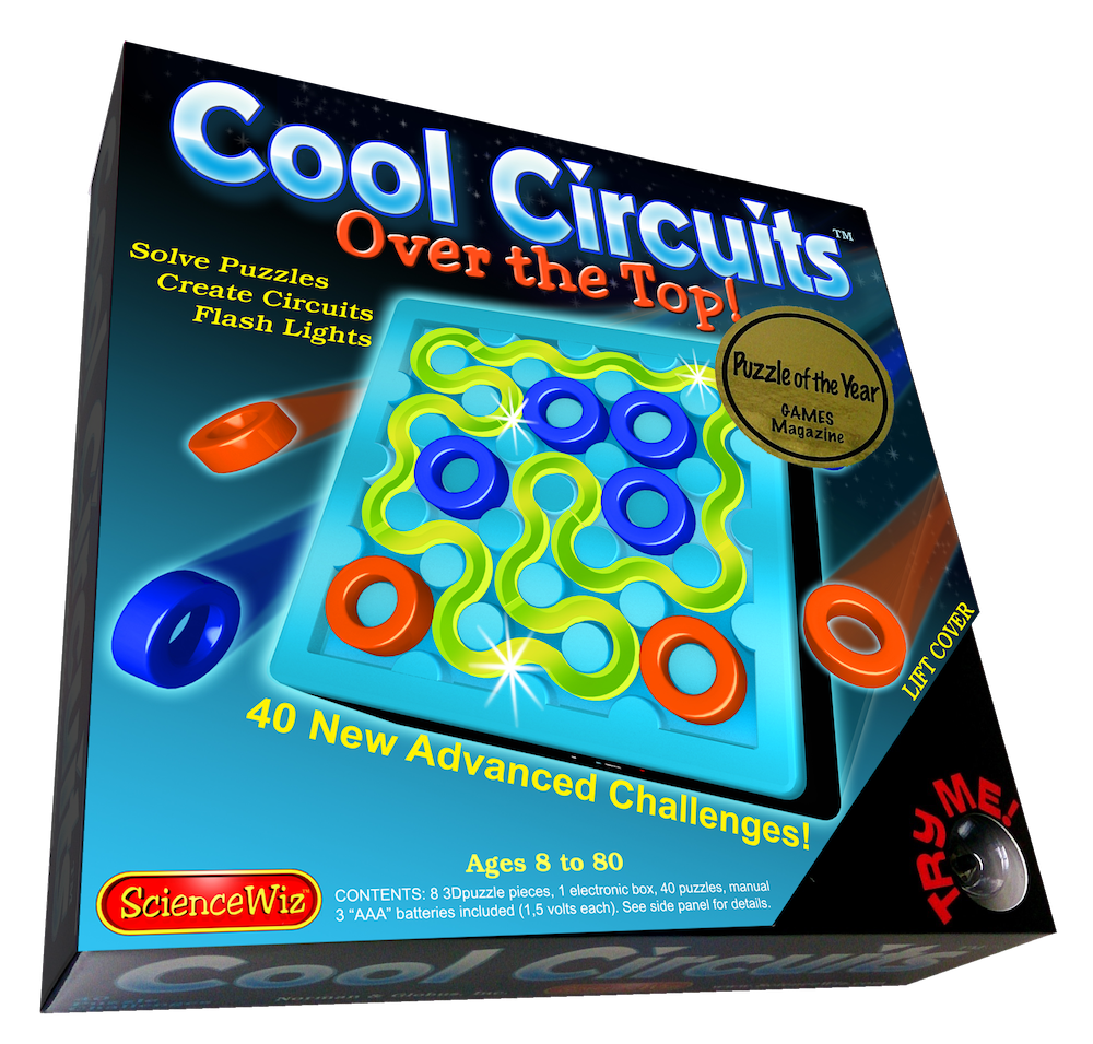 cool circuits over the top rh sciencewiz com Circus Circus Circuit Switching