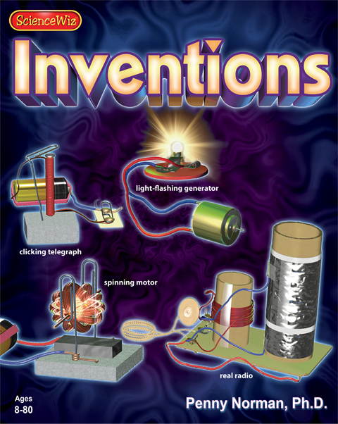 INVENTIONS<br>Project Book and Workbook Links