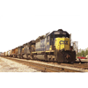 Comparing fuel efficiency | Train versus Truck