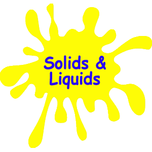 To begin: Molecules in Solids and Liquids