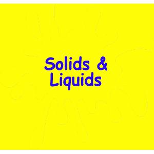To begin: Molecules in Solids and Liquids