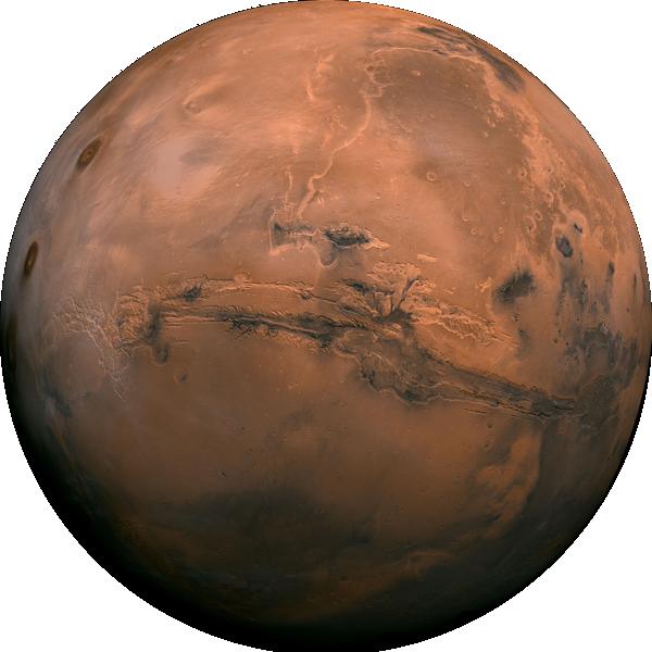 NASA 3D Mars Tour