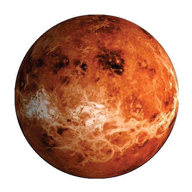 Venus Composite Images