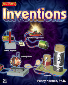 Build Inventions with Coils & meet Mr. Faraday